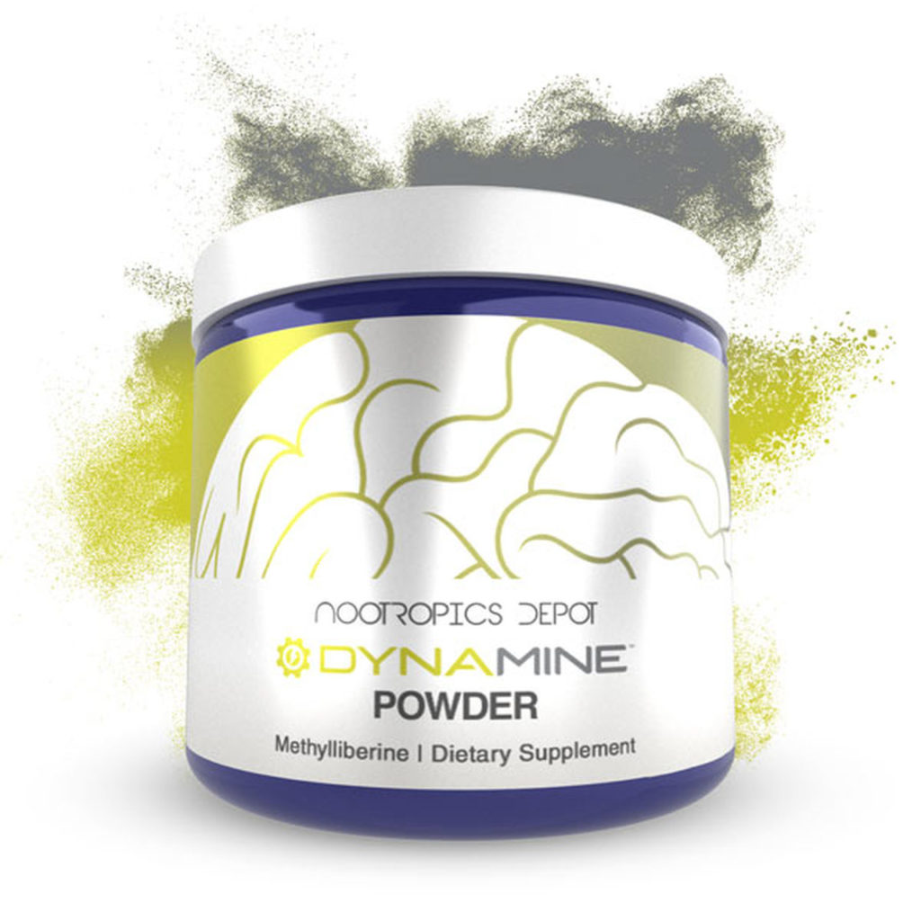 dynamine powder